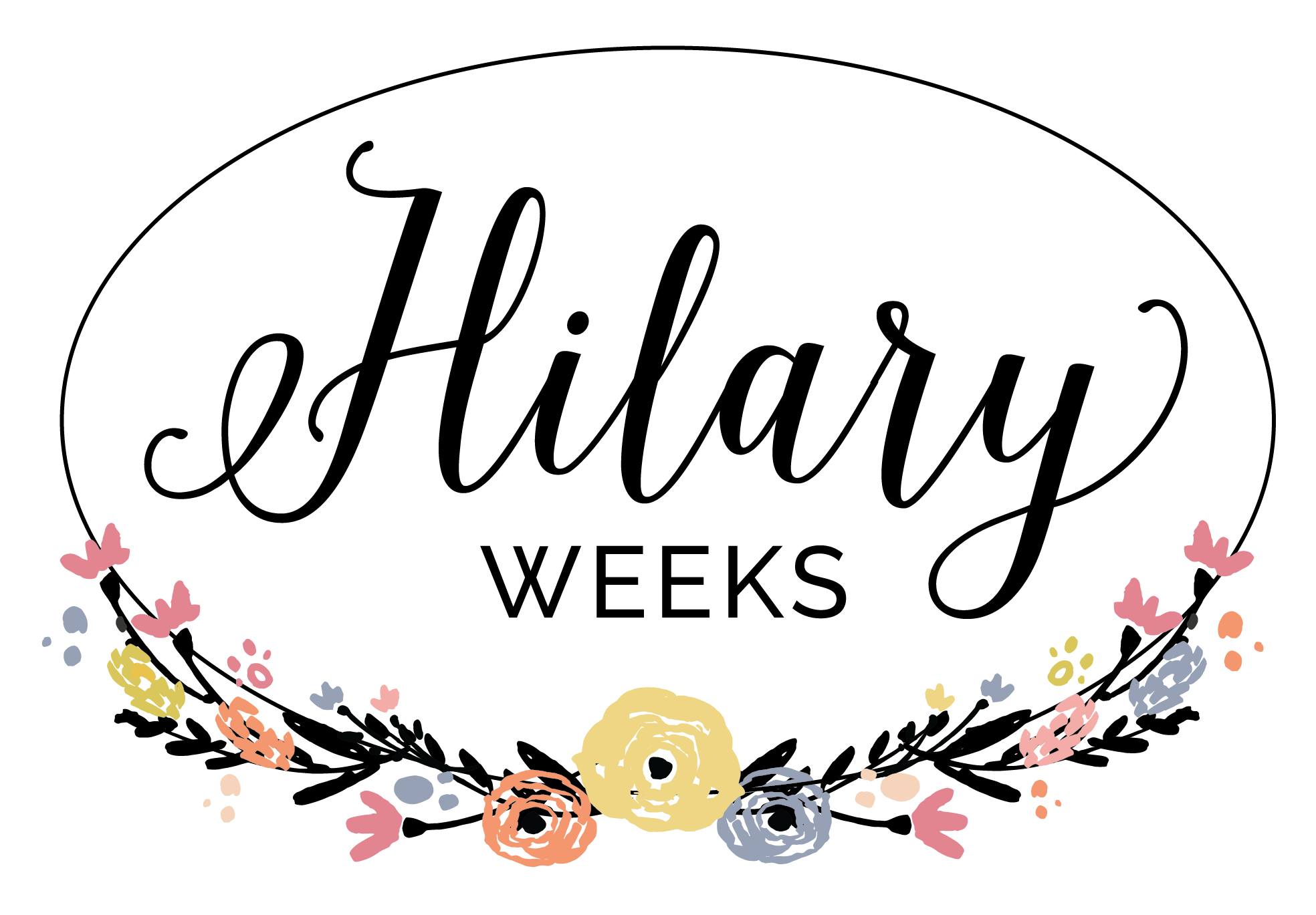 Hilary Weeks Logo